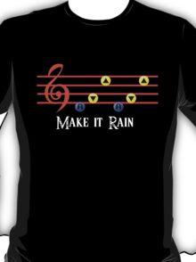 Legend of Zelda Make it Rain T-Shirt