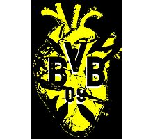Borussia Heart Broken Photographic Print