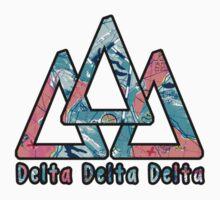 Delta Delta Delta by Sophiarez