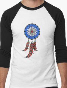 Dreamcatcher Men's Baseball ¾ T-Shirt