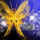 butterfly queen by LoreLeft27