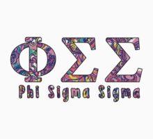 Phi Sigma Sigma by Sophiarez