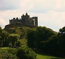 Rock of Cashel by Finbarr Reilly