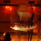 Dancing over Guinness by Nancy Huenergardt