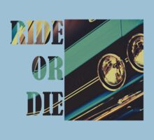 Ride Or Die  Baby Tee