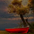 Under the Olive tree by Milos Markovic