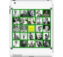 The Masters 1934-1973 iPad Case/Skin