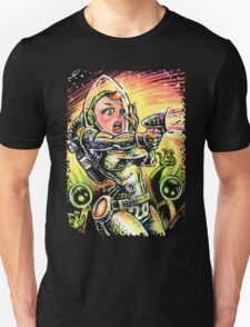 Space Girl 20 T-Shirt