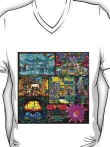 ART LIBERATION PROJECT on the Late Great Planet Earth T-Shirt