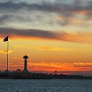 Corniche Sunset II by Joseph Najm