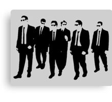 All right ramblers Canvas Print