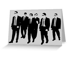 All right ramblers Greeting Card