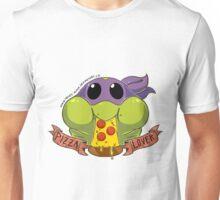 Pizza Lover- Donatello Unisex T-Shirt