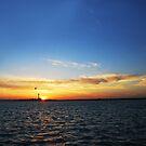 Corniche Sunset III by Joseph Najm