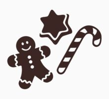 Lebkuchen gingerbread candy Kids Tee
