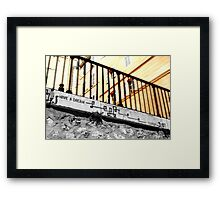 Have a dream... Framed Print