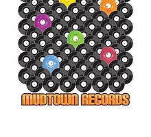 Mudtown Records - Records! by MudtownRecords