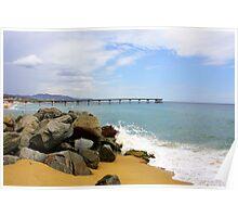 Las Playas de Espana Poster