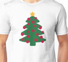Christmas fir tree Unisex T-Shirt
