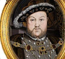 Henry VIII - Big Pimpin' Sticker