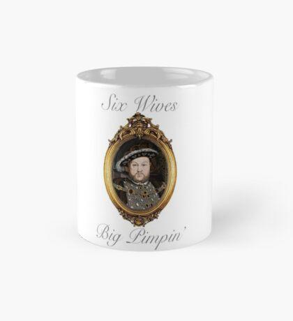 Henry VIII - Big Pimpin' Mug