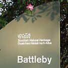 Battleby in Flower by paul boast