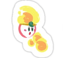 Fire Kirby Pack 1 Stickers Sticker