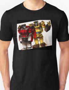 sideswipe & sunstreaker T-Shirt