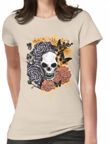 Alive Womens Fitted T-Shirt