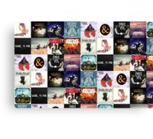 Albums :p Canvas Print