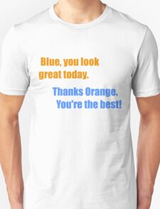 """""""Complementary"""" Colors Unisex T-Shirt"""