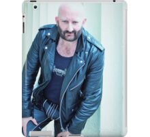 Leather Troy - Come Closer iPad Case/Skin