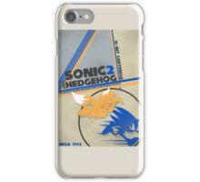 Megadrive - Sonic the Hedgehog 2 iPhone Case/Skin