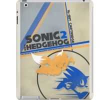 Megadrive - Sonic the Hedgehog 2 iPad Case/Skin