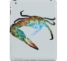 The Galactic Fiddler Crab iPad Case/Skin