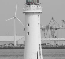 The Perch Rock Lighthouse - New Brighton Sticker