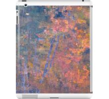 Streaming of nature's perfection iPad Case/Skin