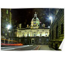Bank of Scotland HQ Poster