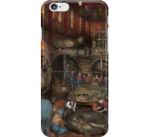 Steampunk - Final inspection 1915 iPhone Case/Skin