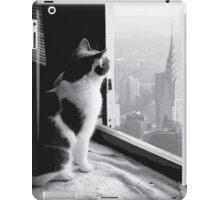 Urban Kitty iPad Case/Skin