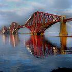 Forth Rail Bridge by Samantha Mooney
