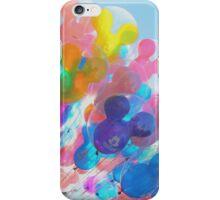 Disneyland Balloons #4 iPhone Case/Skin