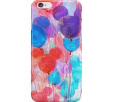 Disneyland Balloons #5 iPhone Case/Skin