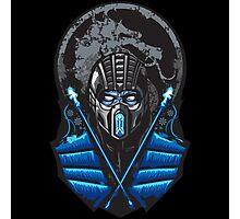 Sub-Zero Mortal Kombat Photographic Print