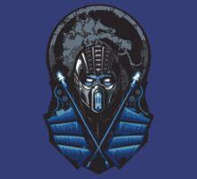 Sub-Zero Mortal Kombat by Alienbiker23