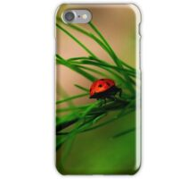 Bug Behind iPhone Case/Skin