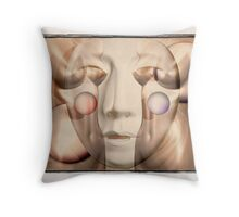 Plastic Throw Pillow