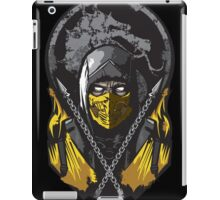 Scorpion Mortal Kombat iPad Case/Skin