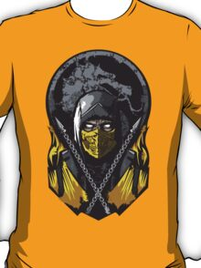 Scorpion Mortal Kombat T-Shirt
