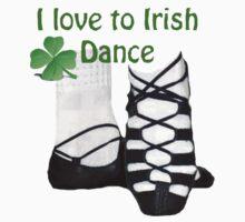 I love to Irish dance One Piece - Long Sleeve